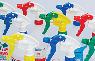 Spray Bottles and Heads