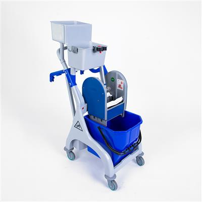 Quick Response Trolley For Kentucky Mopping
