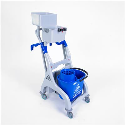 Quick Response Trolley For Socket Mopping